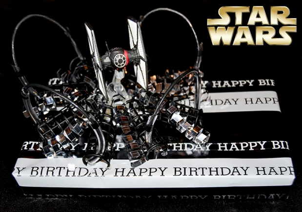 Star Wars Gift Wrapping