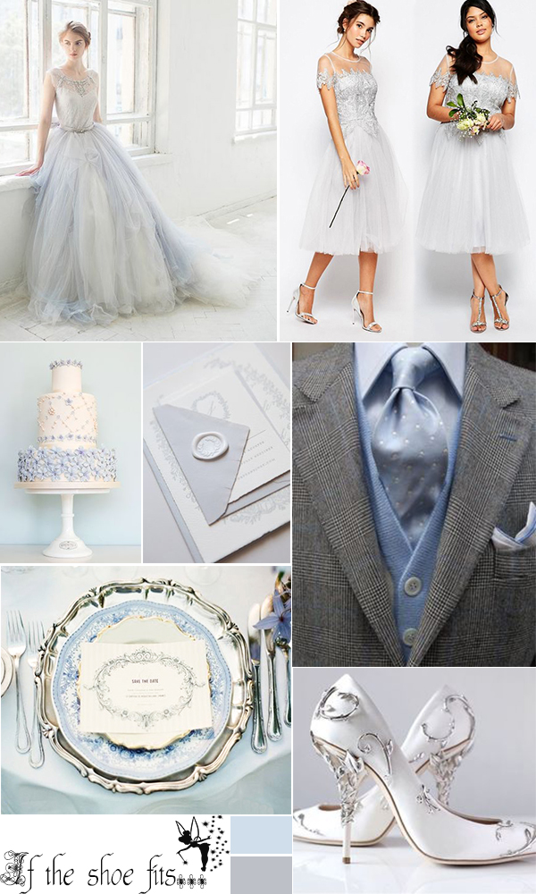 Cinderella Inspired Wedding