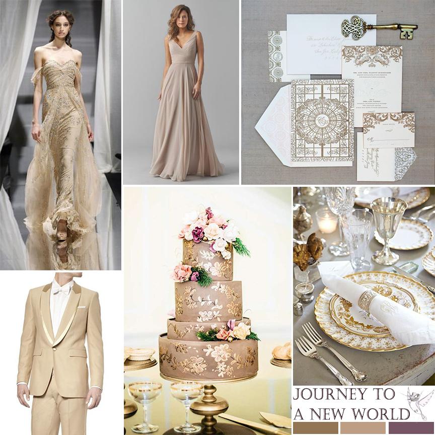 Disney Fairytale Wedding Pocahontas Inspired Wedding by Atlanta event planner Injinnyous LLC